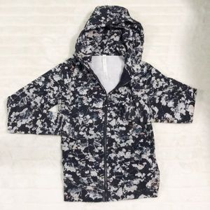 NWOT Lululemon spring bloom hoodie